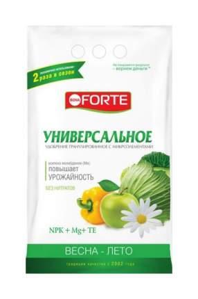 Удобрение гранулированное УНИВЕРСАЛЬНОЕ с микроэлементами NPK Bona Forte 1 кг
