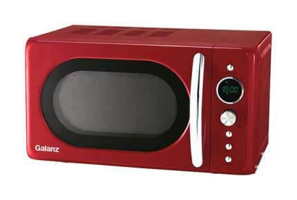 Микроволновая печь соло Galanz MOG-2073DR red