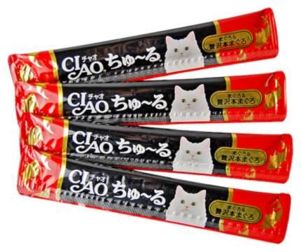 Лакомство для кошек Premium Pet Japan Мраморная вырезка с животика тунца 56 г SC-150