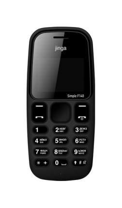 Мобильный телефон Jinga Simple F140 Black