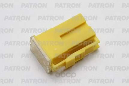 Предохранитель блистер 1шт psb fuse (pal313) 75a желтый 35x18.6x14mm PATRON арт. PFS155