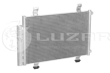 Радиатор кондиционера Luzar для Suzuki Swift 2005- LRAC2462