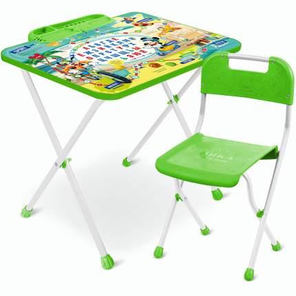 Комплект детский мебели Nika Disney Микки Маус и друзья