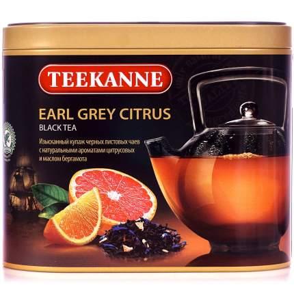 Чай Teekanne эрл грей цитрус черный листовой 150 г