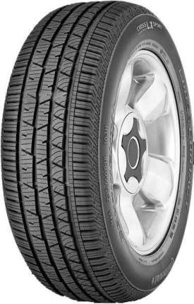 Шины Continental CrossContact LX Sport 245/60R18 105 T