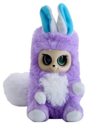 Мягкая игрушка 1 TOY Пушастик КИКИ фиолетовый Bush Baby World