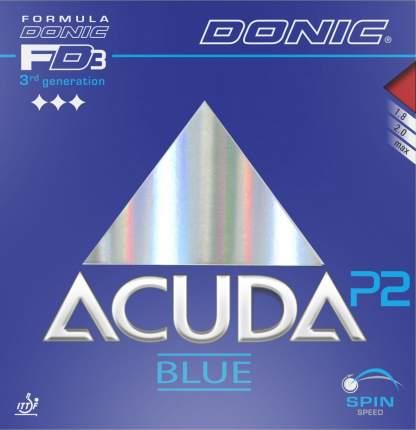 Накладка для ракетки Donic Acuda Blue P2 черная max