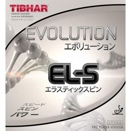 Накладка для ракетки Tibhar Evolution EL-S красная 2.1