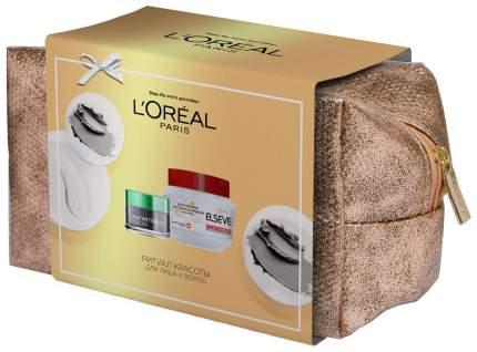 Подарочный набор L'Oreal Ритуал Красоты для лица и волос 350 мл