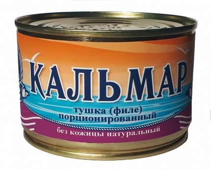 Кальмар Морское Содружество натуральный без кожи 240 г