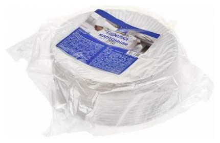 Набор одноразовых тарелок Horeca Select Картонная Белый