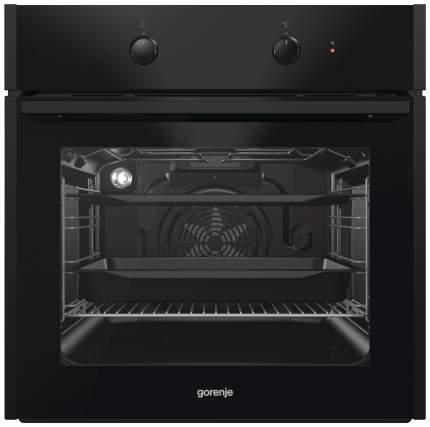 Встраиваемый электрический духовой шкаф Gorenje BO715E10BG Black