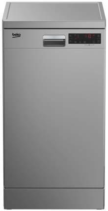 Посудомоечная машина 45 см Beko DFS25W11S silver