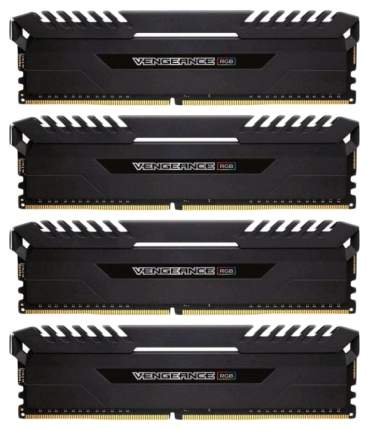 Оперативная память Corsair VENGEANCE RGB CMR64GX4M4D3000C16