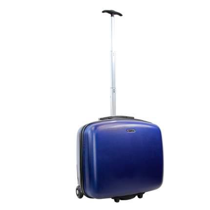 Чемодан Rion А419 синий S
