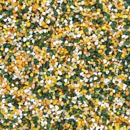Грунт для аквариумов PRIME Золотая осень 3-5мм 2,7кг