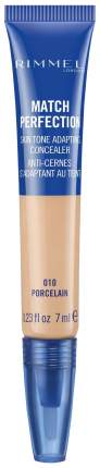 Rimmel Match Perfection 2-in-1 Skintone Adapting Concealer And Highligter