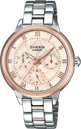 Наручные часы кварцевые женские Casio Sheen SHE-3055SPG-4A