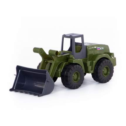 ПОЛЕСЬЕ Агат, трактор-погрузчик военный 435*165*200 мм 48547P