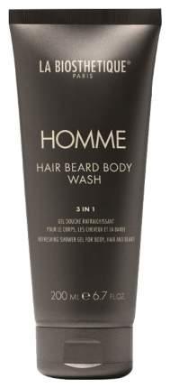 Гель для душа LA BIOSTHETIQUE Hair Beard Body Wash 200 мл