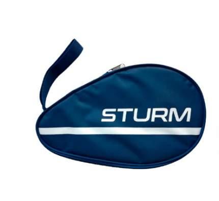Чехол для ракетки Sturm CS-01 синий