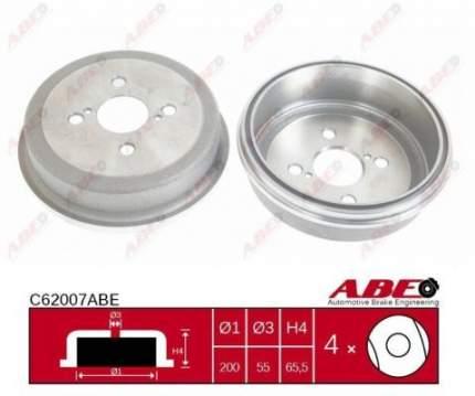 Тормозной барабан ABE C62007ABE