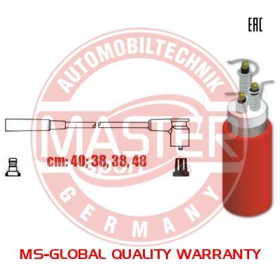Комплект проводов зажигания MASTER-SPORT 21214-32-SET/4/-MS