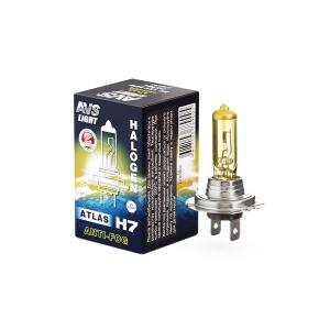 Галогеновые автомобильные лампы AVS A78900S