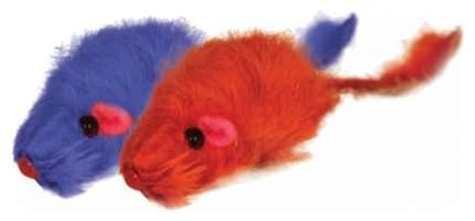 Игрушка для кошек Triol Мышка M002C в ассортименте