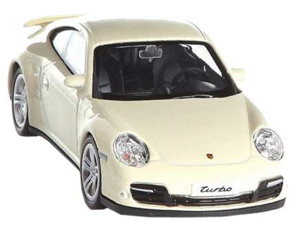 Коллекционная модель Porsche 911 Turbo, 1:43 RMZ City