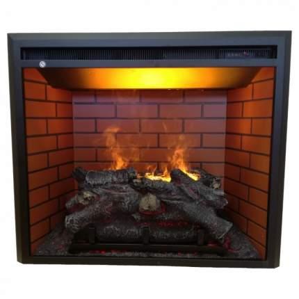Электрокамин (очаг) 3D со звуком и увлажнением Real-Flame 3D Leeds 26