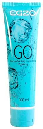 Гель-смазка Egzo Go на водной основе 100 мл