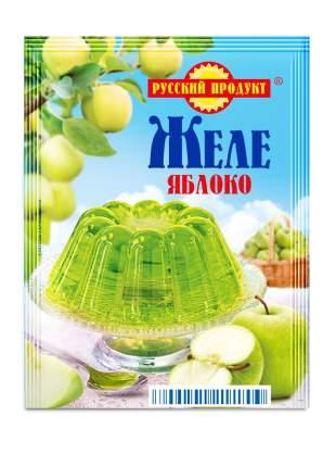 Желе быстрого приготовления Русский Продукт яблоко зеленое 50 г