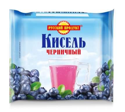 Кисель быстрого приготовления черничный Русский Продукт брикет 220 г