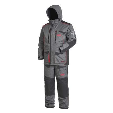 Костюм для рыбалки Norfin Discovery Heat, gray, XXL INT, 184-190 см