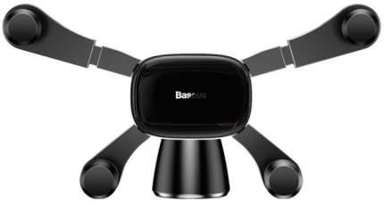 Автомобильный держатель Baseus Horizontal Screen Gravity Holder SUYL-HP01 (Black)