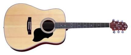 Акустическая гитара CRAFTER MD-40 N  Чехол