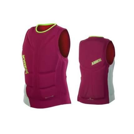 Гидрожилет мужской Jobe 2016 Heat Dry Comp Vest, ruby, L