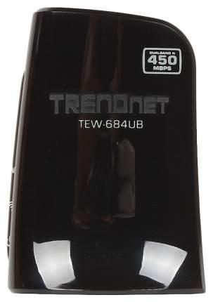 Приемник Wi-Fi TRENDnet TEW-684UB  Black