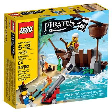 Конструктор LEGO Pirates Укрытие кораблекрушения (70409)