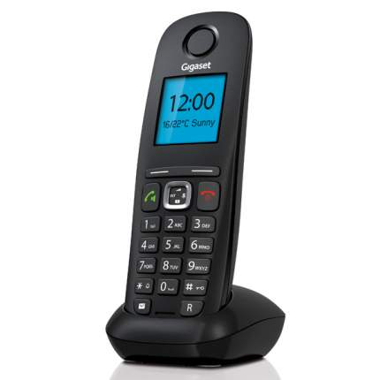 IP-телефон Gigaset A540 IP Black