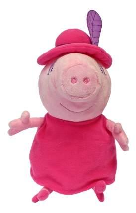 Мягкая игрушка Росмэн Мягкая игрушка Мама в шляпе 30 см Рерра Рig 29625
