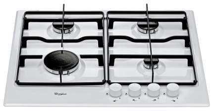 Встраиваемая варочная панель газовая Whirlpool GMA 6411 White
