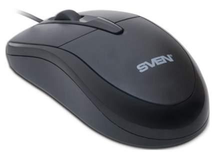 Мышь проводная Sven CS-304 Black