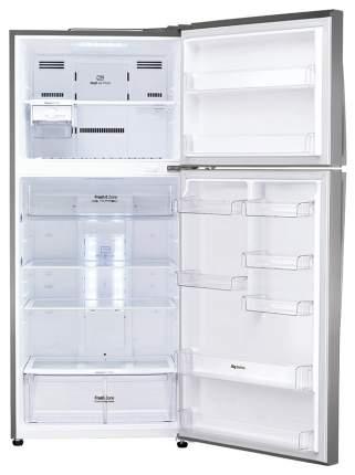 Холодильник LG GC-M502HMHL Silver