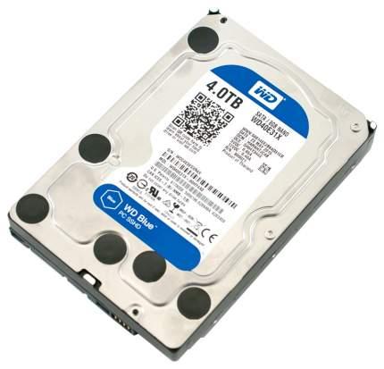 Внутренний жесткий диск Western Digital Blue 4TB (WD40E31X)