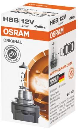 Лампа галогенная автомобильная OSRAM H8B 12V 35W PGJY19-1 (64242)