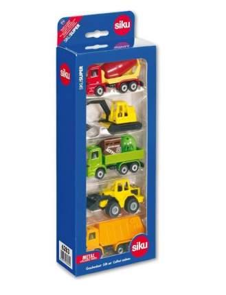 Спецтехника Siku игрушка машины 6283