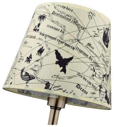 Настольный светильник Maytoni Cruise ARM625-11-R Бежевый