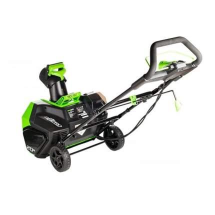 Аккумуляторный снегоуборщик Greenworks GD40SB 2600607 (Акб и Зу в комплекте)